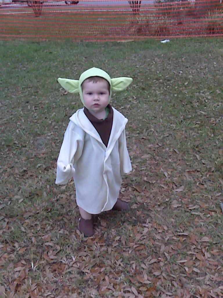 Yoda 10.31.10